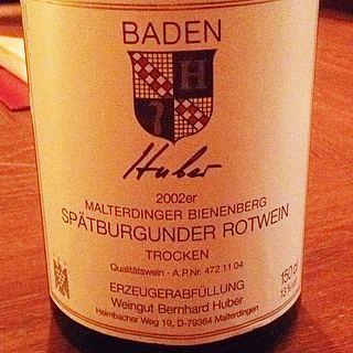 Bernhard Huber Malterdinger Bienenberg Spätburgunder Trocken