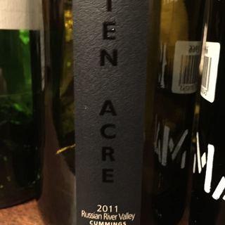 Ten Acre Cummings Vineyard Pinot Noir(テン・エーカー カミングス・ヴィンヤード ピノ・ノワール)