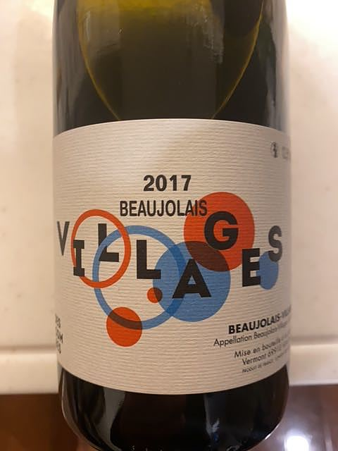 Kévin Descombes Beaujolais Villages(ケヴィン・デコンブ ボージョレー・ヴィラージュ)