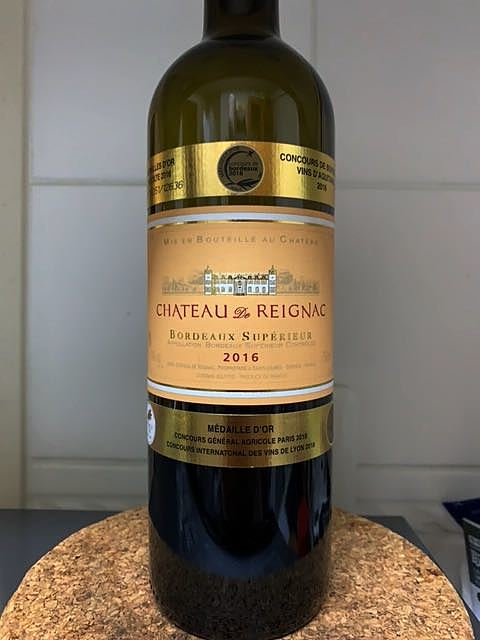 Ch. de Reignac Bordeaux Supérieur(シャトー・ド・レイニャック ボルドー・シュペリユール)