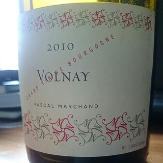 Pascal Marchand Volnay