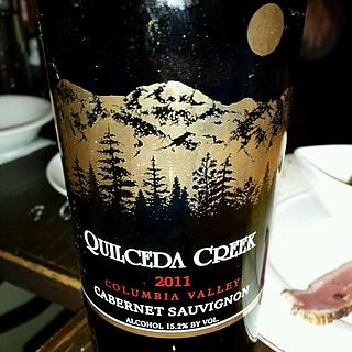 Quilceda Creek Cabernet Sauvignon 2011