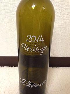 Jefferson Vineyards Meritage(ジェファーソン・ヴィンヤーズ メリタージュ)