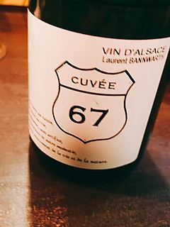 Laurent Bannwarth Cuvée 67
