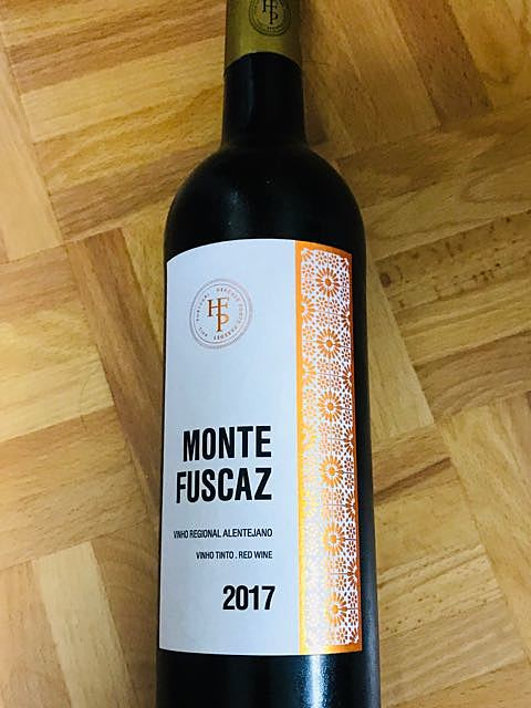 Monte Fuscaz Tinto(モンテ・フスカス ティント)