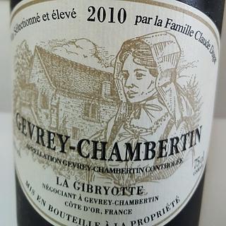 La Gibryotte Gevrey Chambertin