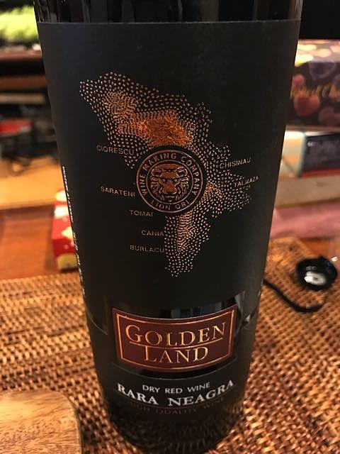 Golden Land Rara Neagră(ゴールデン・ランド ララ・ネアグラ)