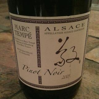 Marc Tempé Pinot Noir 敬 Kei