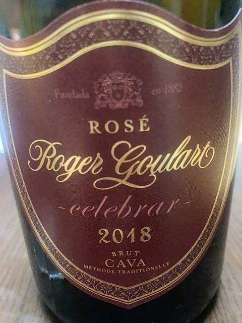 Roger Goulart Rosé Brut Celebrar