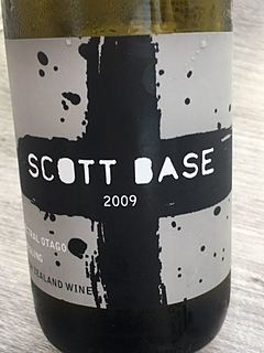 Scott Base Central Otago Riesling