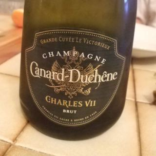 Canard Duchêne Charles VII Brut(カナール・デュシェーヌ シャルル 7 ブリュット)