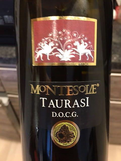 Montesole Taurasi(モンテソーレ タウラージ)