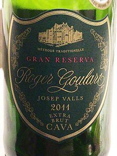 Roger Goulart Gran Reserva Josep Valls Extra Brut(ロジャー・グラート グラン・レゼルヴァ ジョセップ・ヴァイス エクストラ・ブリュット)