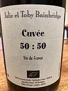 Julie et Toby Bainbridge Cuvée 50:50(2019)