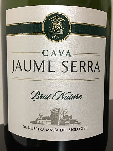 Jaume Serra Cava Brut Nature