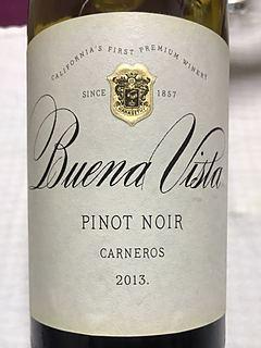 Buena Vista Pinot Noir Carneros