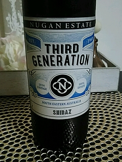 Nugan Estate Third Generation Shiraz(ヌガン・エステイト サード・ジェネレーション シラーズ)