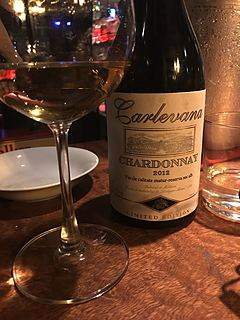 Carlevana Limited Edition Chardonnay(カルレバーナ リミテッド・エディション シャルドネ)