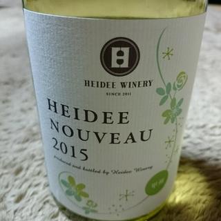 Heidee Nouveau 白