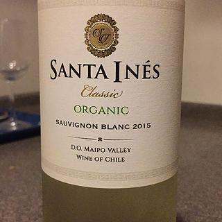 Santa Inés Organic Sauvignon Blanc