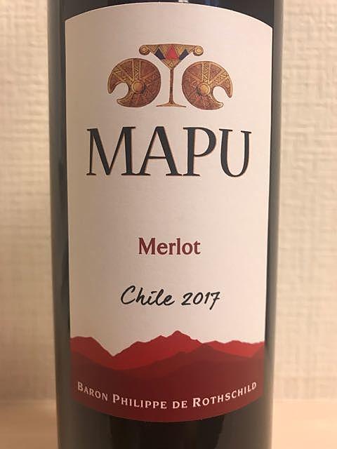Mapu Merlot(マプ メルロ)