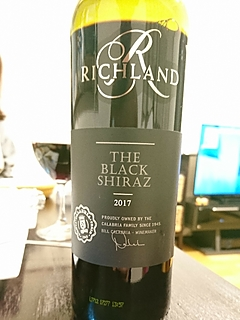 Richland The Black Shiraz(リッチランド ザ・ブラック・シラーズ)