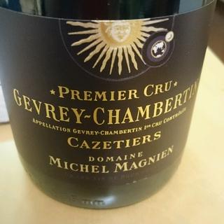 Dom. Michel Magnien Gevrey Chambertin 1er Cru Cazetiers(ドメーヌ・ミッシェル・マニャン ジュヴレ・シャンベルタン プルミエ・クリュ カズティエ)