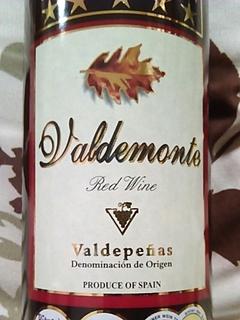 Valdemonte Red(バルデモンテ レッド)