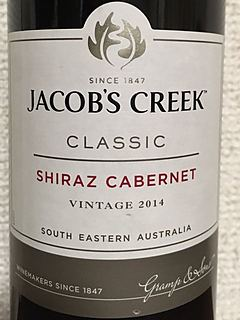 Jacob's Creek Classic Shiraz Cabernet