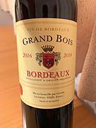 Grand Bois Bordeaux