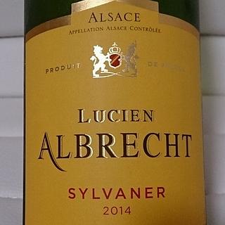 Lucien Albrecht Sylvaner Réserve(ルシアン・アルブレヒト シルヴァネル レゼルヴ)
