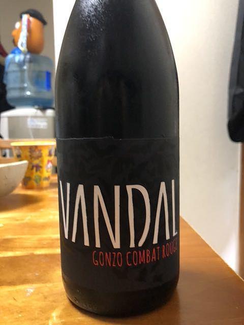 Vandal Gonzo Combat Rouge