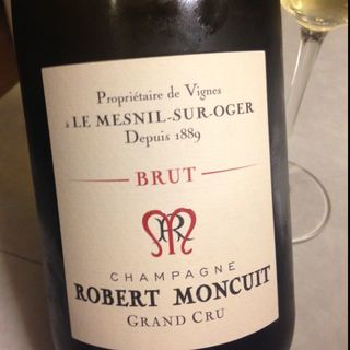 Robert Moncuit Grand Cru Brut(ロベール・モンキュイ グラン・クリュ ブリュット)