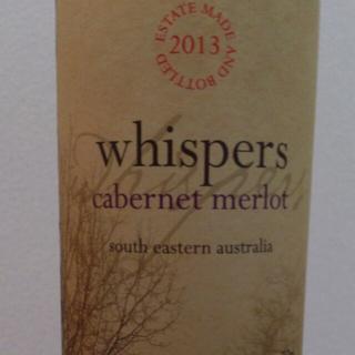 Whispers Cabernet Merlo
