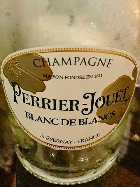 Perrier Jouët Blanc de Blancs(ペリエ・ジュエ ブラン・ド・ブラン)
