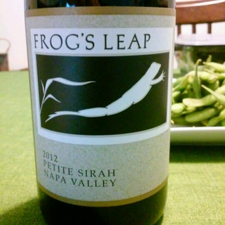 Frog's Leap Petite Sirah