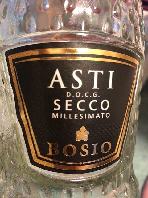 Bosio Asti Secco