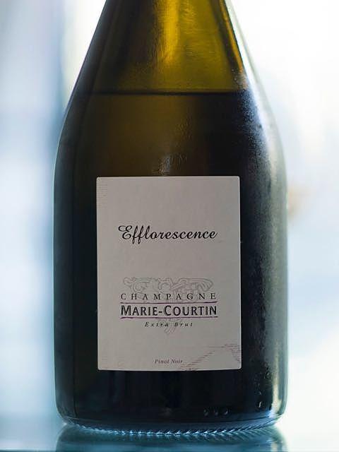 Marie Courtin Efflorescence Extra Brut(マリー・クルタン エフロールサンス エクストラ・ブリュット)