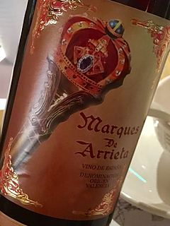 Marques de Arrieta
