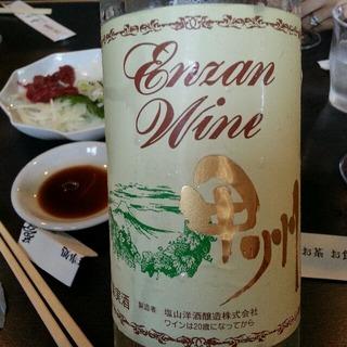 Enzan Wine 甲州ゴールド