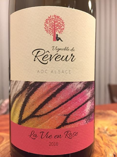 Vignoble du Rêveur La Vie en Rose(ヴィニョブル・デュ・レヴール ラ・ヴィ・アン・ローズ)