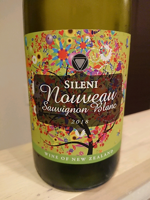 Sileni Nouveau Saivignon Blanc(シレーニ ヌーヴォー ソーヴィニヨン・ブラン)