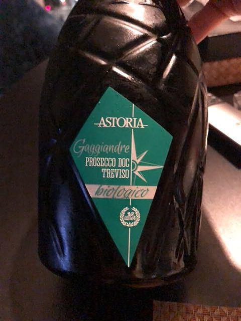 Astoria Gaggiandre Prosecco Biologico(ガッジャンドレ プロセッコ)