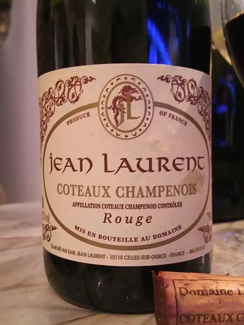 Jean Laurent Coteaux Champenois Rouge