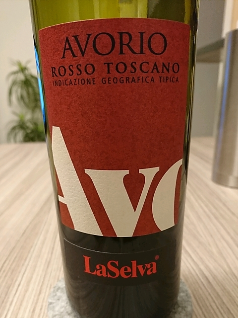LaSelva Avorio Rosso Toscano(ラ・セルヴァ アヴォーリオ ロッソ・トスカーノ)