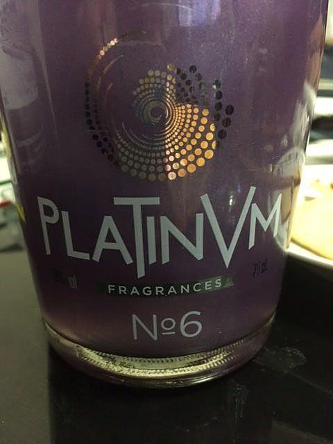 Platinvm Fragrances No.6