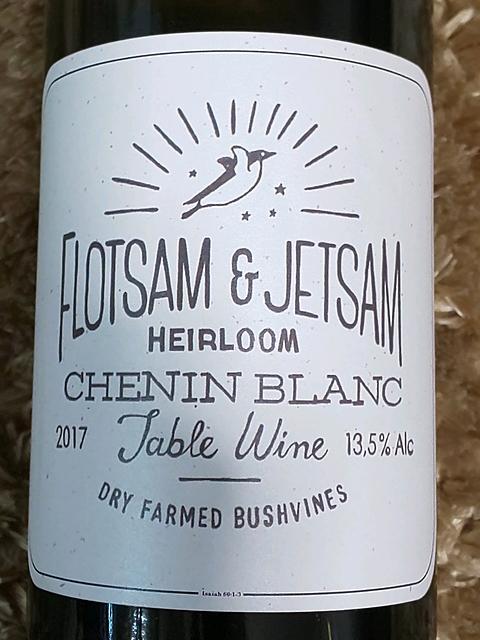Flotsam & Jetsam Chenin Blanc
