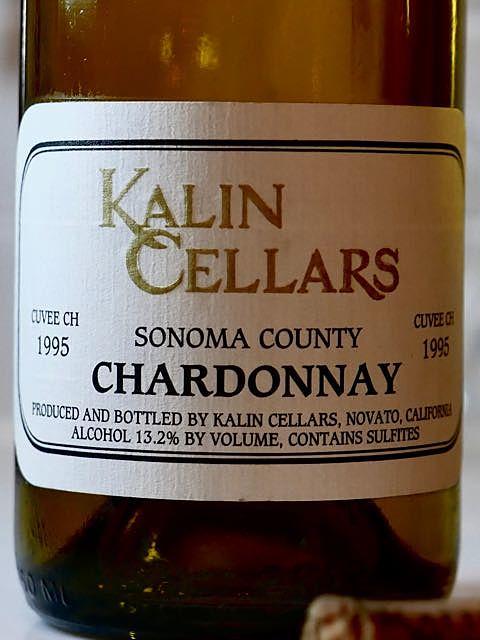 Kalin Cellars Chardonnay Cuvée CH(カリン・セラーズ シャルドネ)