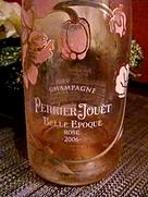 ペリエ・ジュエ ベル・エポック ロゼ(2006)