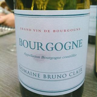 Dom. Bruno Clair Bourgogne Blanc